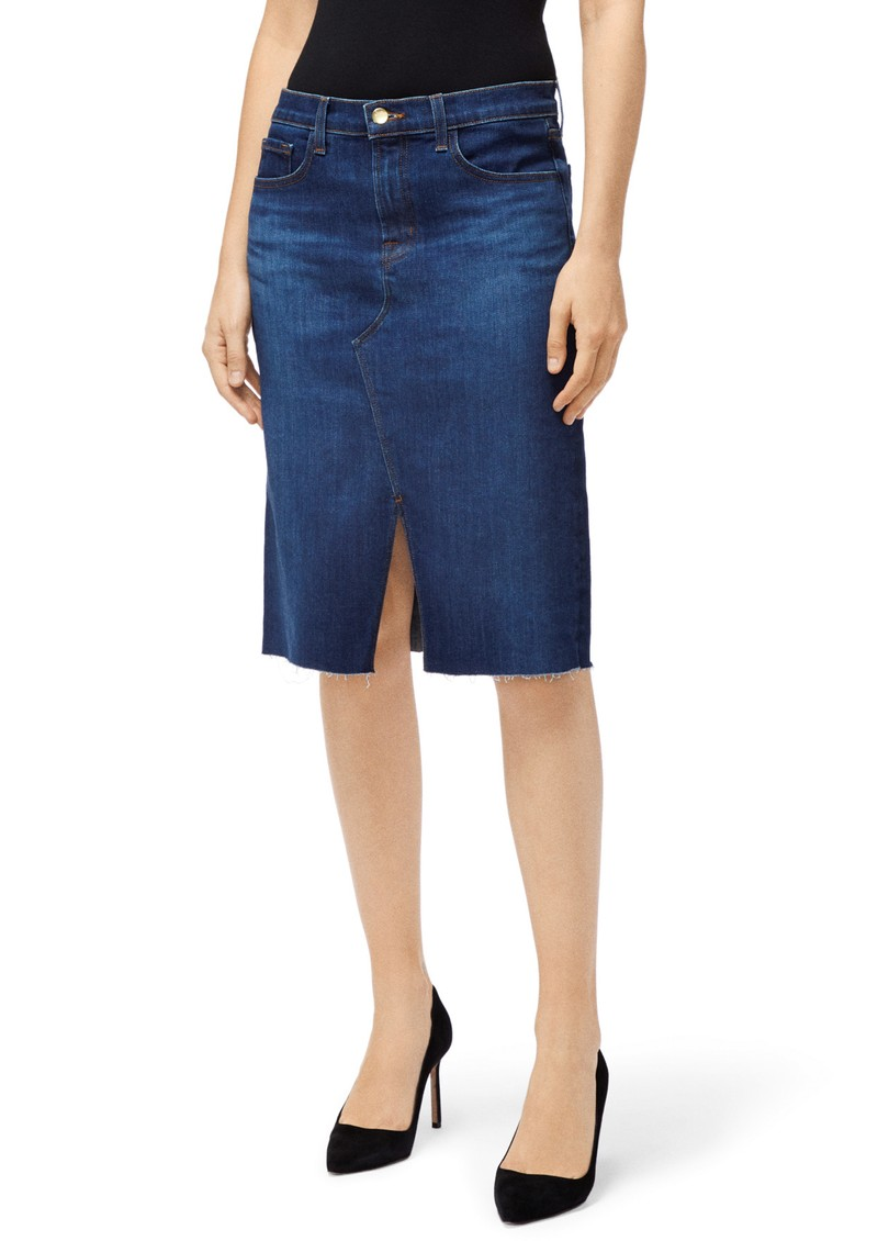 Trystan Denim Skirt - Arcade main image