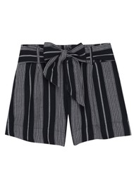 Rails Katy Shorts - Mediterranean Stripe