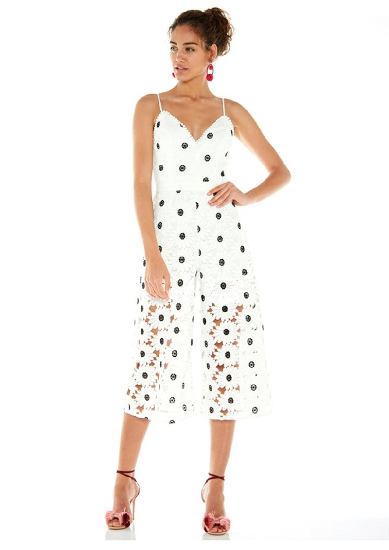 TALULAH The Icon Jumpsuit - White main image