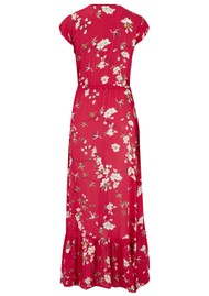 TRIBE + FABLE Kyoto Dress - Red