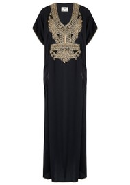 TRIBE + FABLE Marakesh Dress - Black