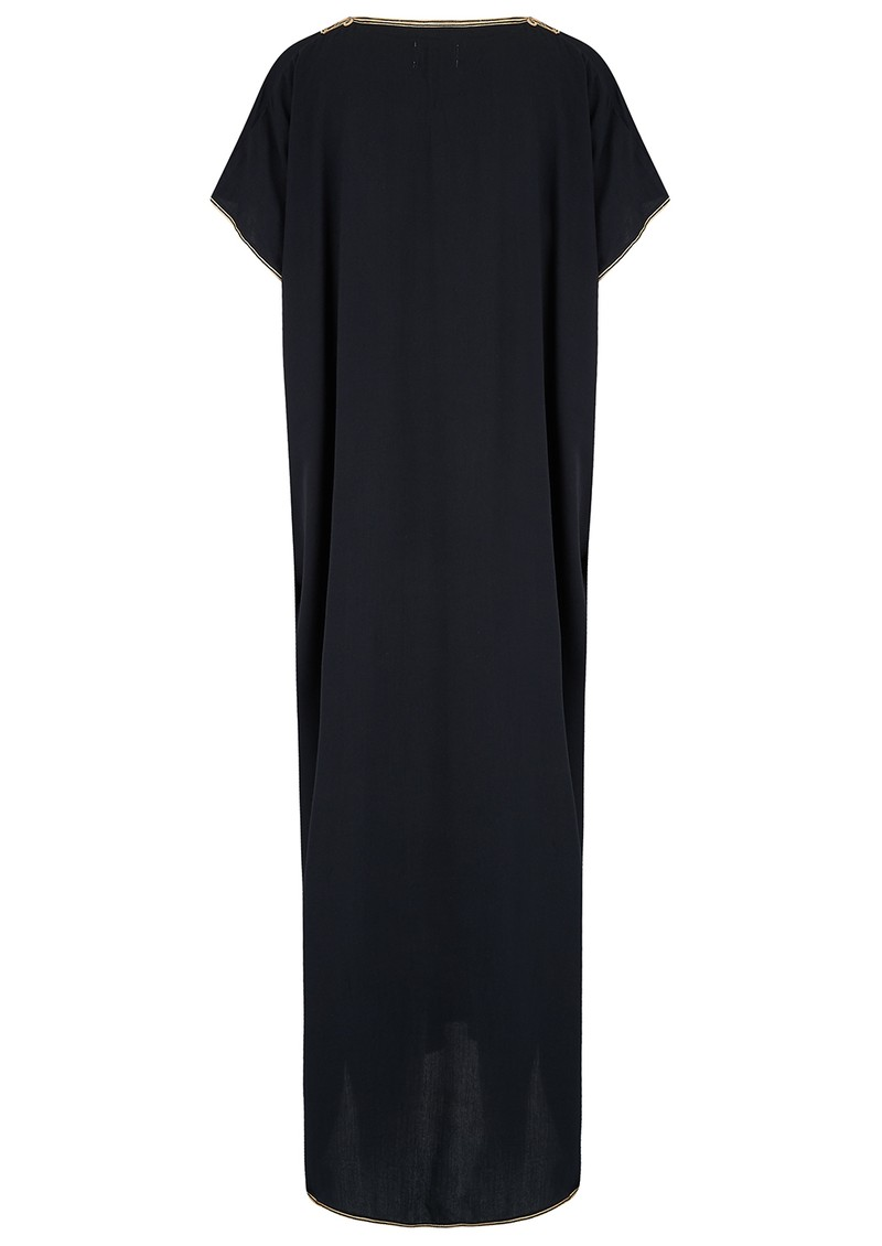 TRIBE + FABLE Marakesh Dress - Black main image