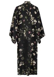 TRIBE + FABLE Kyoto Kimono Jacket - Black