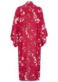 TRIBE + FABLE Kyoto Kimono Jacket - Red