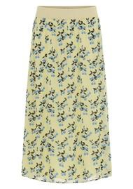CUSTOMMADE Gula Skirt - Yellow