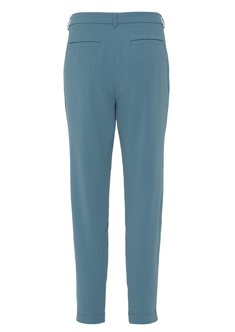 CUSTOMMADE Muno Piping Trousers - Aegan Blue main image
