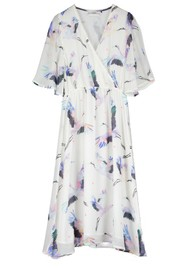 Pyrus Audrey Dress - Crane