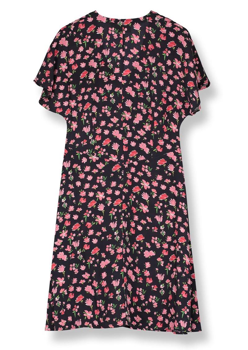Pyrus Francine Silk Dress - Isabelle main image