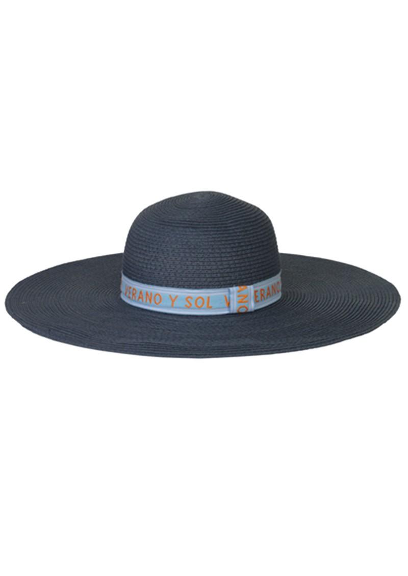 Becksondergaard Pablo Hat - Navy main image
