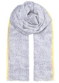Becksondergaard Inky Dots Cotton Scarf - Lavender