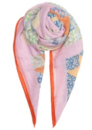 Becksondergaard Pepe Patch Cotton Scarf - Multi