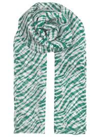 Becksondergaard Santino Cotton Scarf - Green
