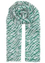 Santino Cotton Scarf - Green additional image