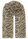 Santino Cotton Scarf - Soft Beige additional image