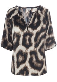 DEA KUDIBAL Natali Tunic - Panter