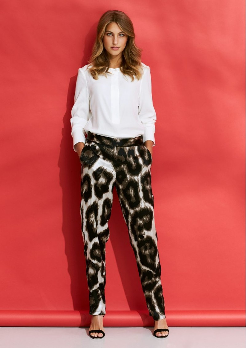 DEA KUDIBAL Luna Trousers - Panter main image