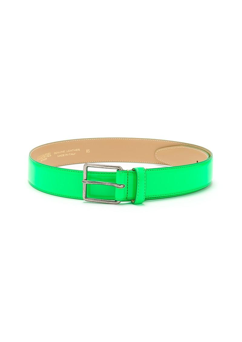 ESSENTIEL ANTWERP Shabu Belt - Space Green main image