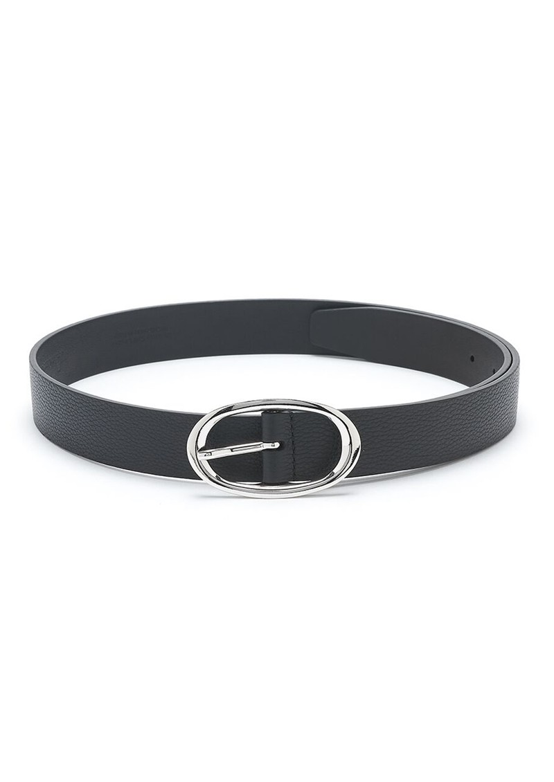 ANDERSONS Soft Leather Belt - Black main image