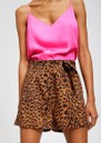 Leopard Shorts - Sesame additional image