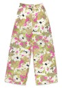 Stardust Wide Leg Floral Trousers - Combo 1 additional image
