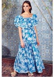 610c39e1bdc NEVE   NOOR Cala Maxi Dress - Azure