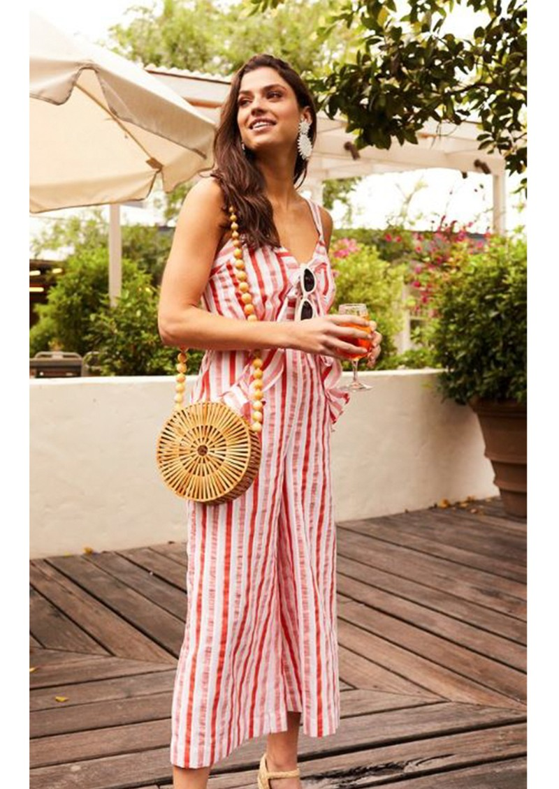 TALULAH Rosie Jumpsuit - Candy Stripe main image