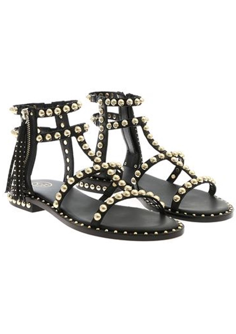 Ash Power Studded Sandal - Black main image