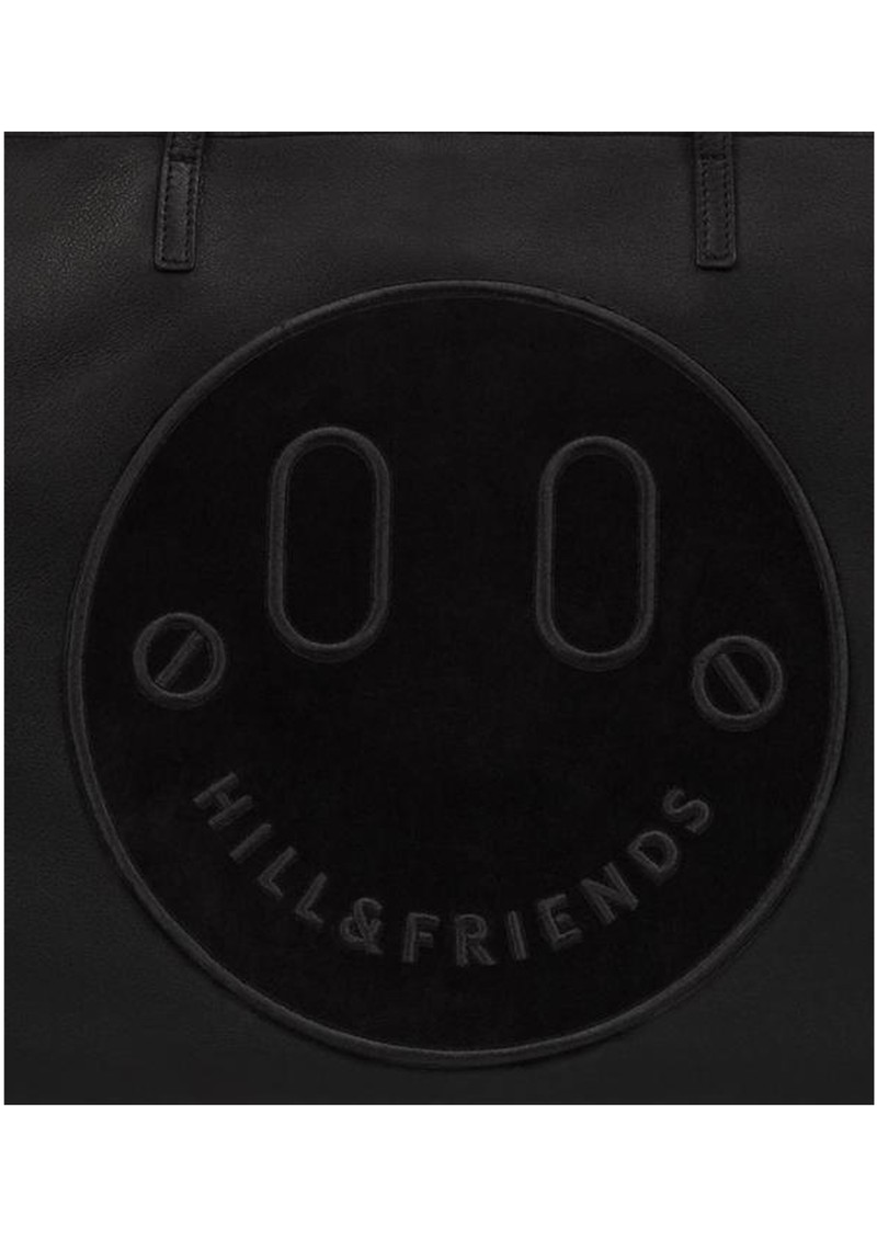 HILL & FRIENDS Slouchy Tote - Liquorice Black  main image