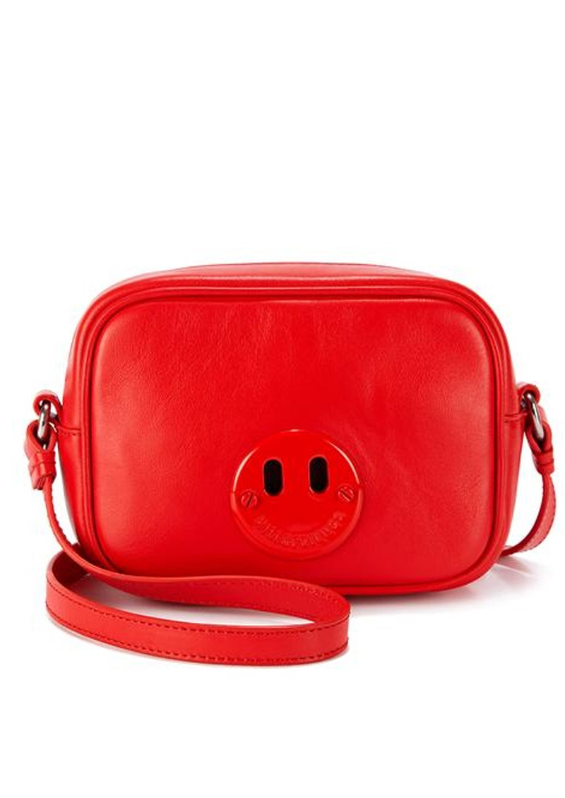 HILL & FRIENDS Happy Mini Camera Bag - Big Apple Red main image