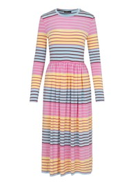 STINE GOYA Joel Dress - Stripes