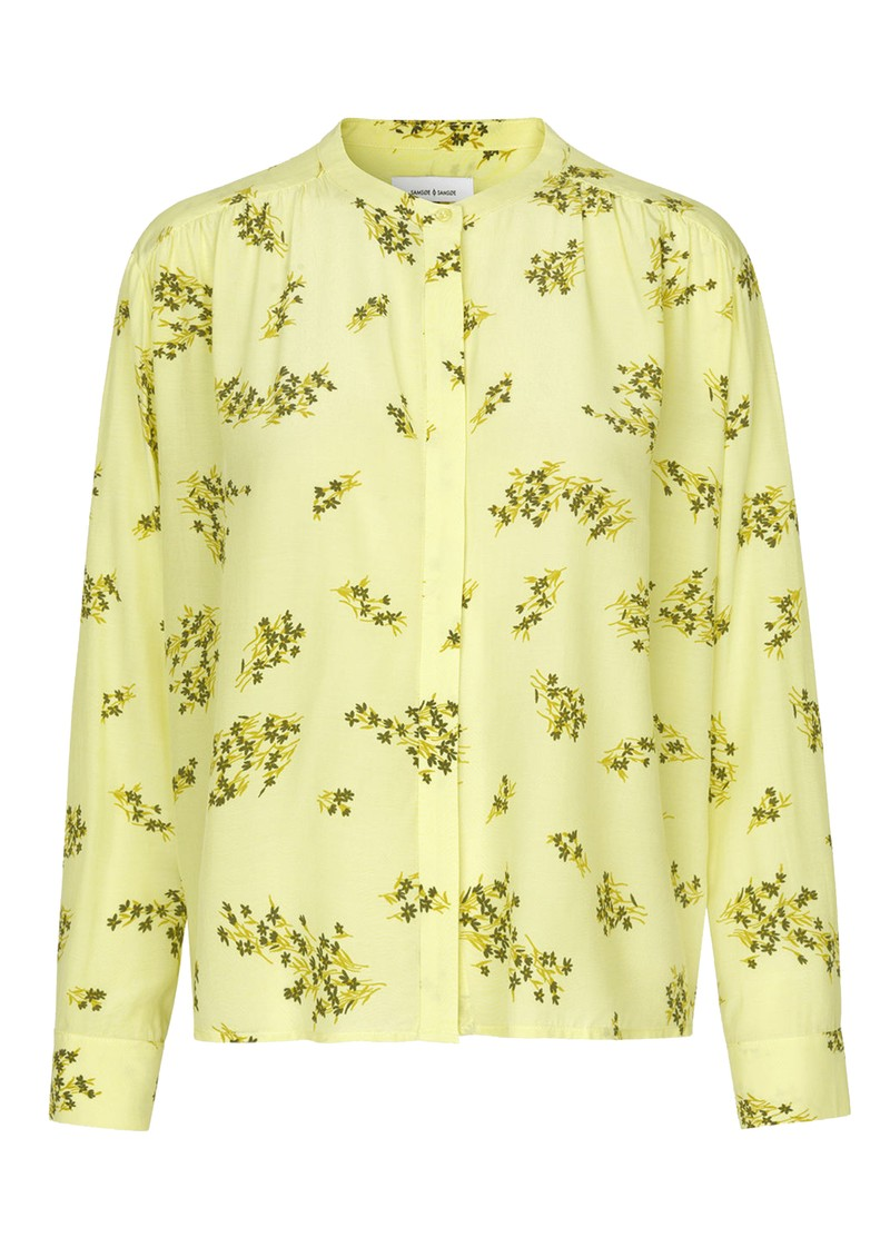 Elmy Shirt AOP - Yellow main image