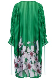 Blank Sylvia Printed Cover Up - Green