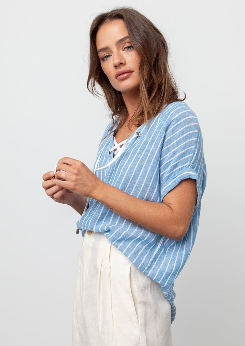 Rails Jeri Top - St Germain Stripe main image