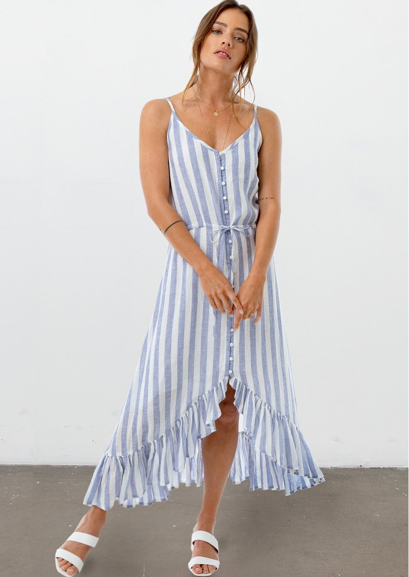 Rails Frida Dress - Ciel Stripe main image