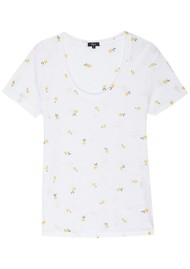Rails Luna T-Shirt - Citron