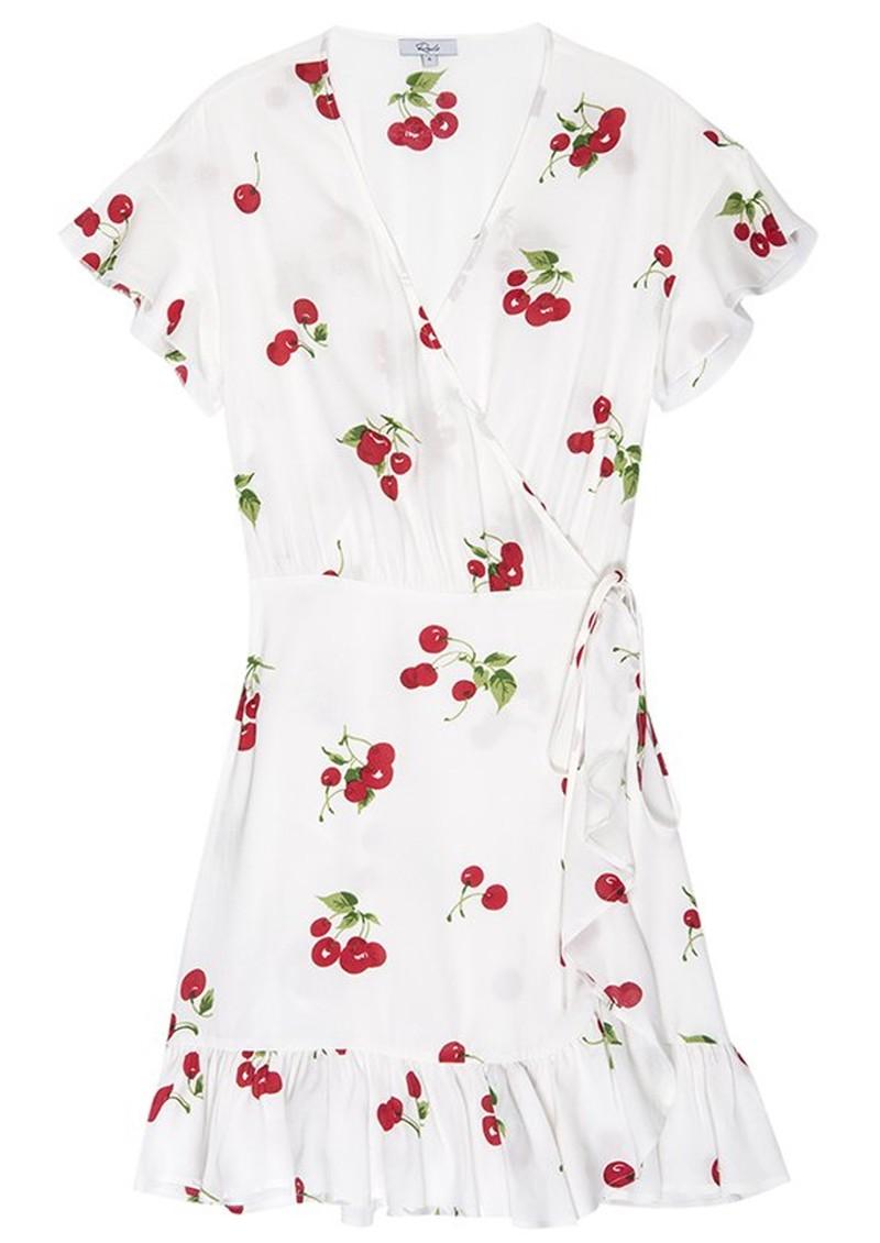 Rails Koreen Wrap Dress - Cherry Bloom main image