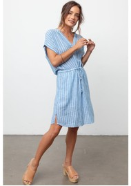 Rails Emma Dress - St Germain Stripe