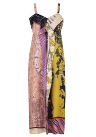 STINE GOYA Talita Printed Dress - Maps