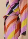 STINE GOYA Paisley Silk Dress - Parallels