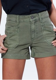 Paige Denim Jimmy Jimmy Utility Short - Vintage Cloverfield
