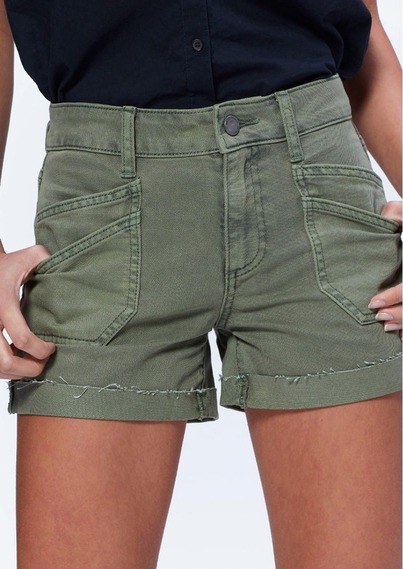Paige Denim Jimmy Jimmy Utility Short - Vintage Cloverfield main image