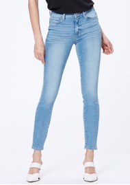Paige Denim Hoxton Ankle Ultra Skinny Jeans - Soto
