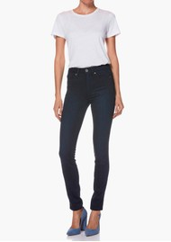 Paige Denim Margot Crop Ultra Skinny Jeans - Lana