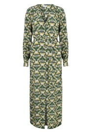 DANTE 6 Loras Dress - Forest Green