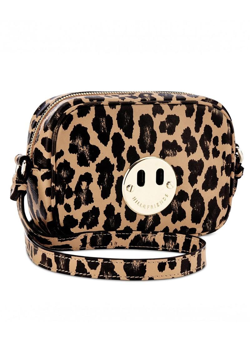 HILL & FRIENDS Happy Mini Camera Bag - Leopard main image