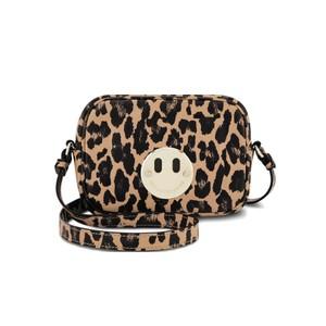 Happy Mini Camera Bag - Leopard