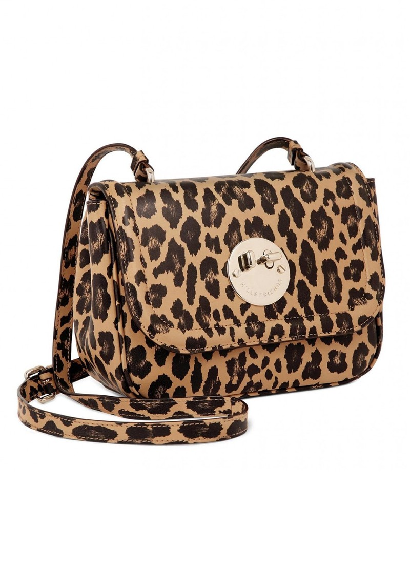 HILL & FRIENDS Happy Bag - Leopard main image