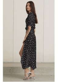 BEC & BRIDGE Miss Daisy Wrap Dress - Floral