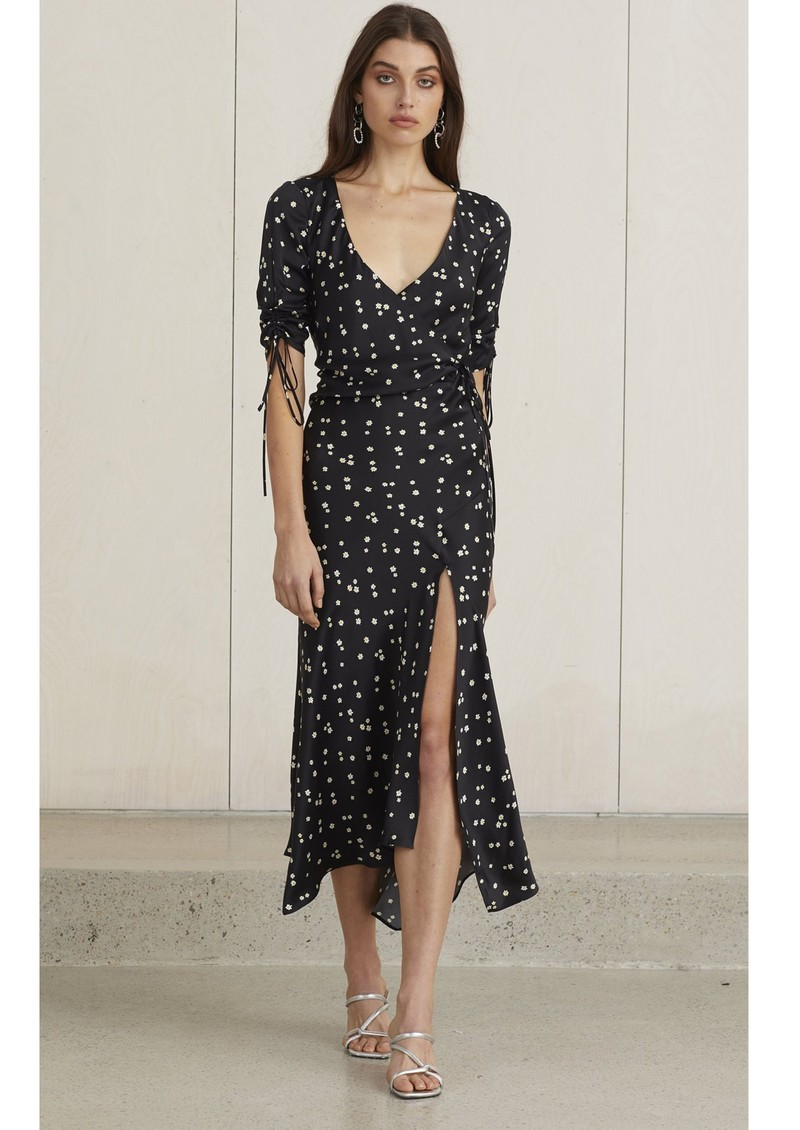 BEC & BRIDGE Miss Daisy Wrap Dress - Floral main image