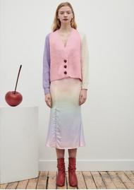 OLIVIA RUBIN Tally Cardigan - Pink